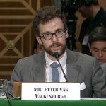 Peter Van Valkenburgh Discusses Bitcoin with Senator Pat Toomey & Nouriel Roubini